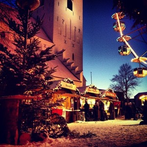 The Christmas Market in Aalborg (photo Anders_Hammer)
